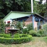Gartenhaus der Villa Schulenburg 2006 . . .